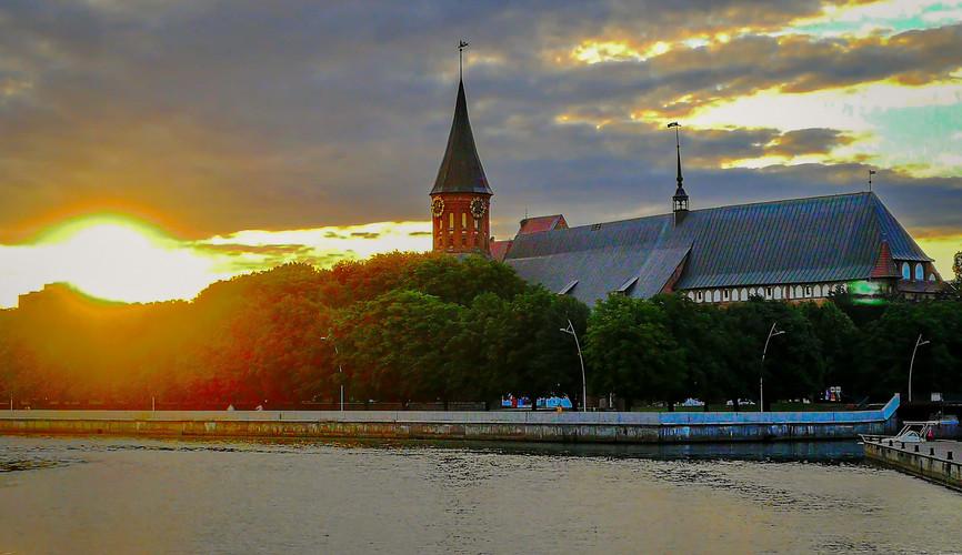 Кенигсбергский собор, Калининград