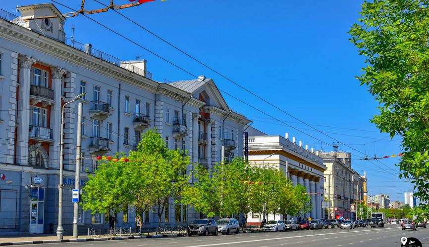 Проспект Ленина, Иваново