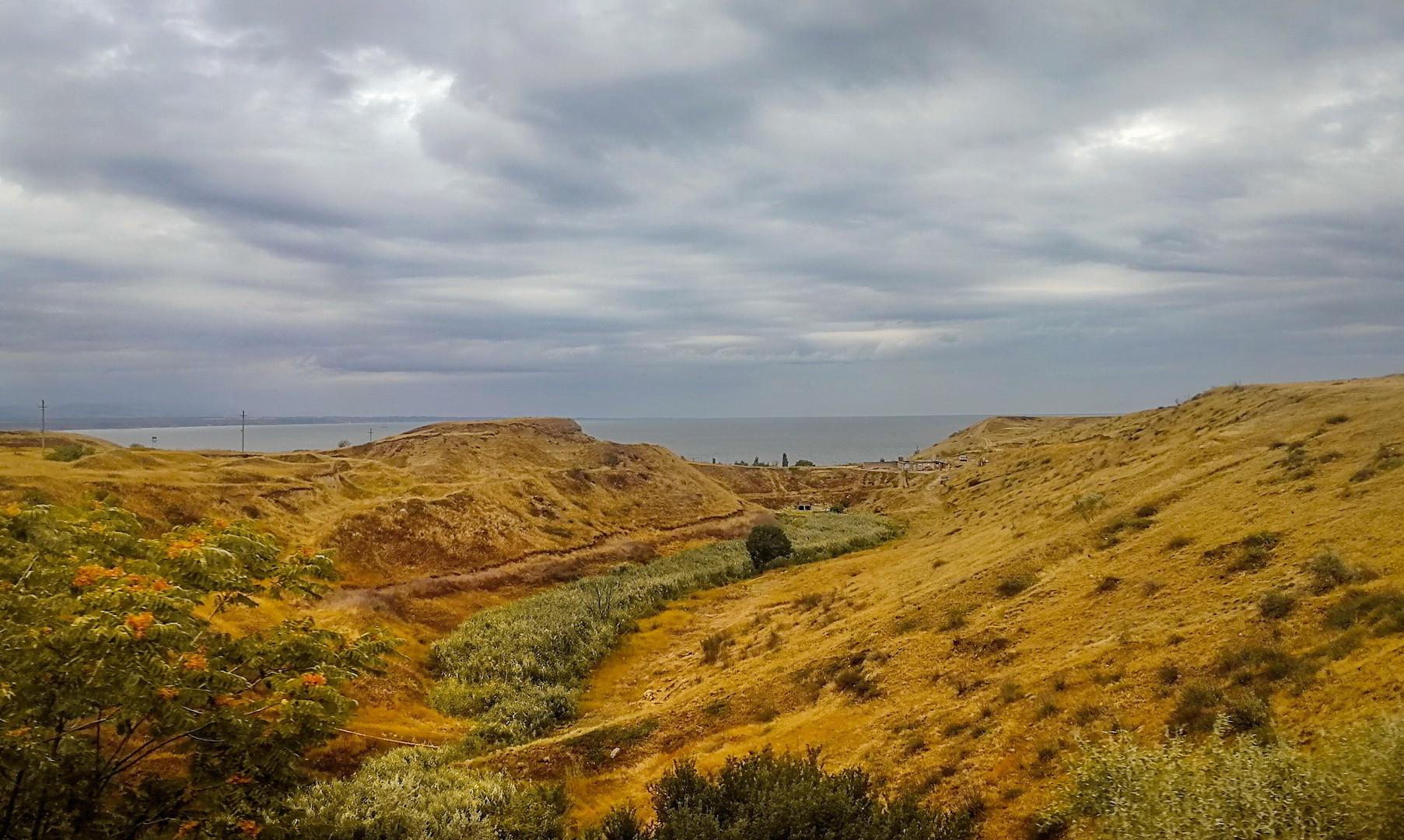 Пейзажи Дагестана