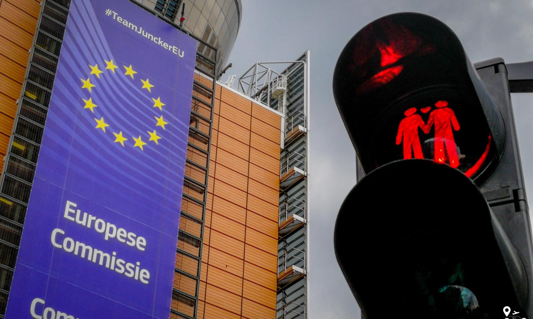 Квартал Европарламента, Брюссель