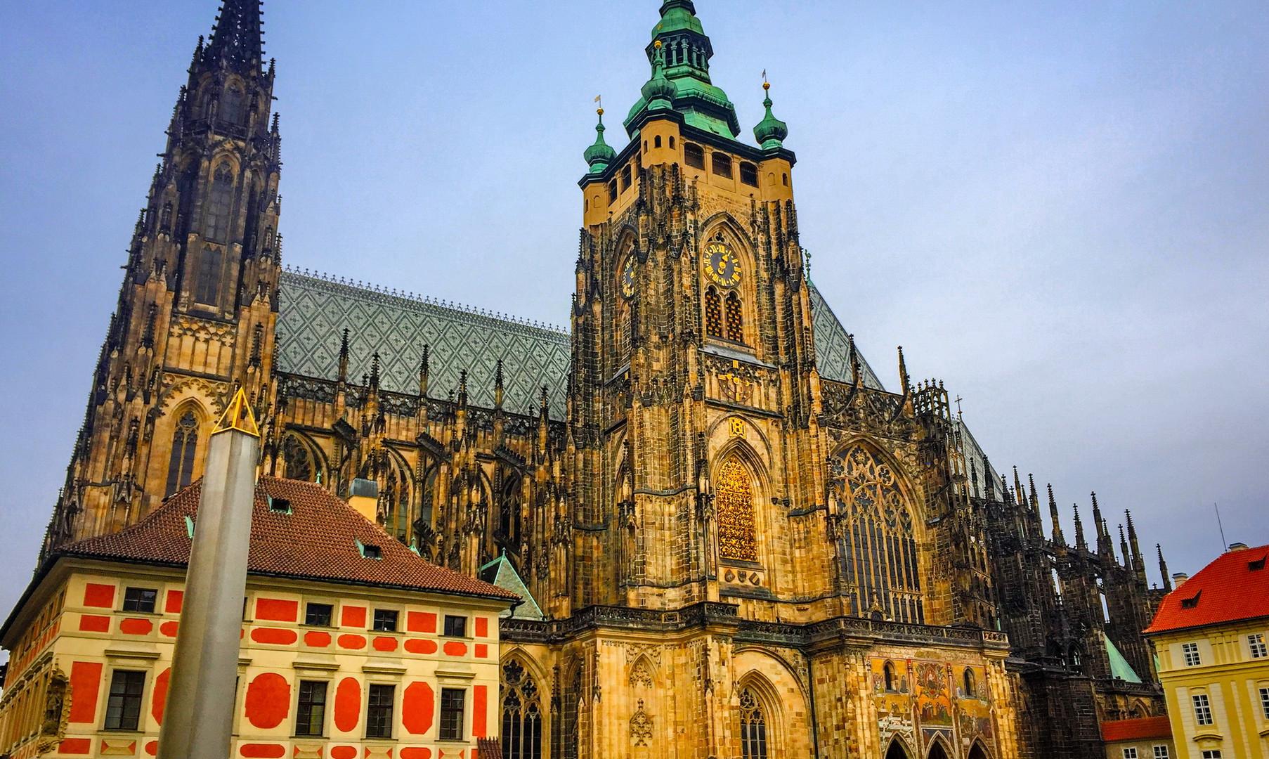 Собор Святого Вита, Прага