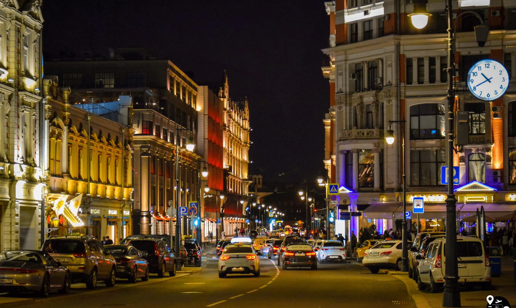 Неглинная улица, Москва
