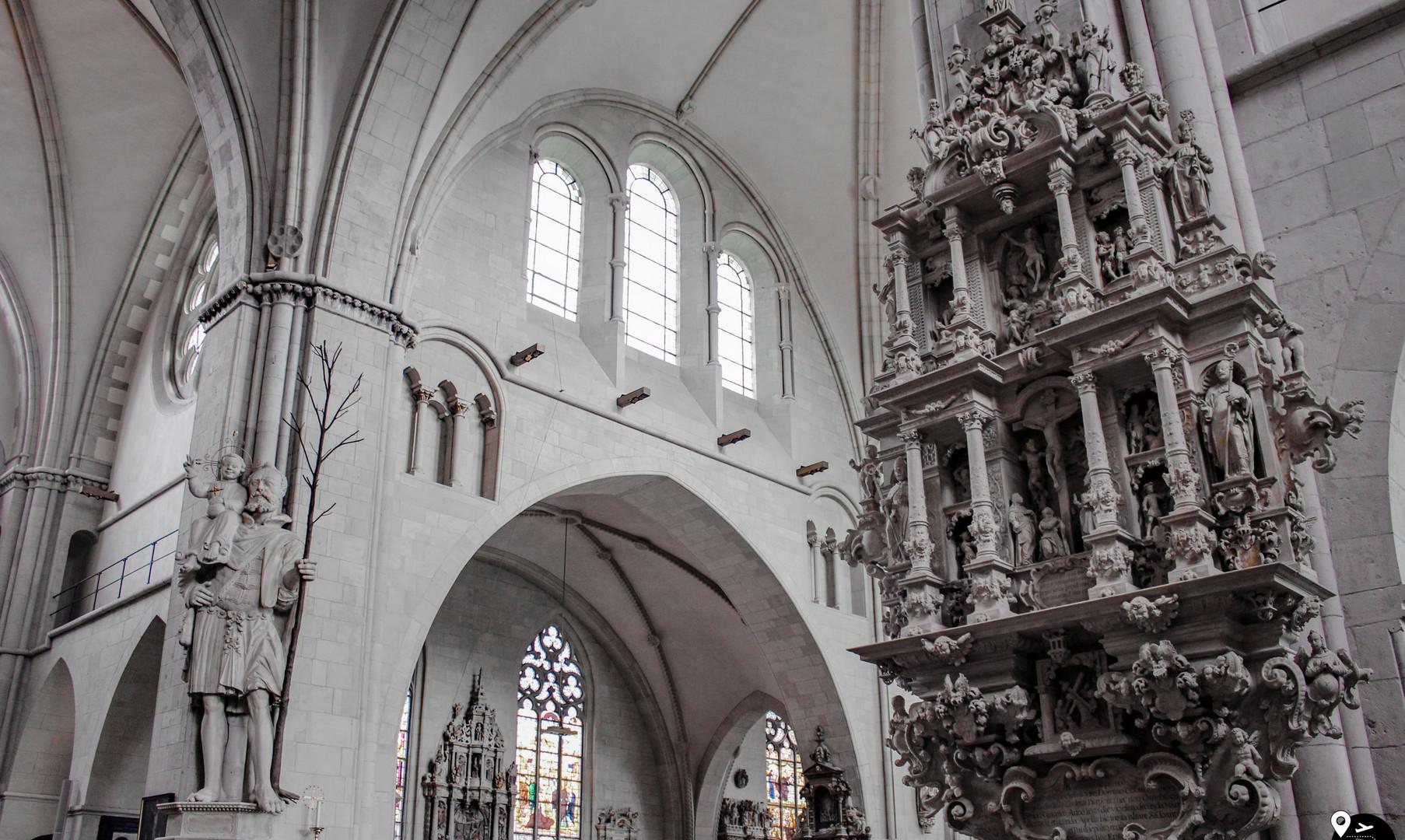 Мюнстерский собор, Мюнстер