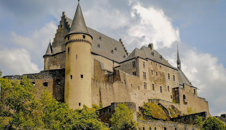 Вианденский замок, Вианден