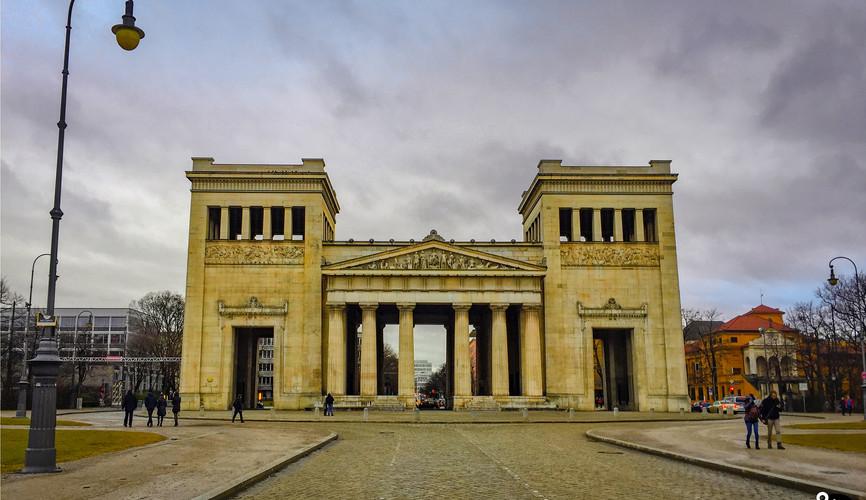 Королевская площадь, Мюнхен