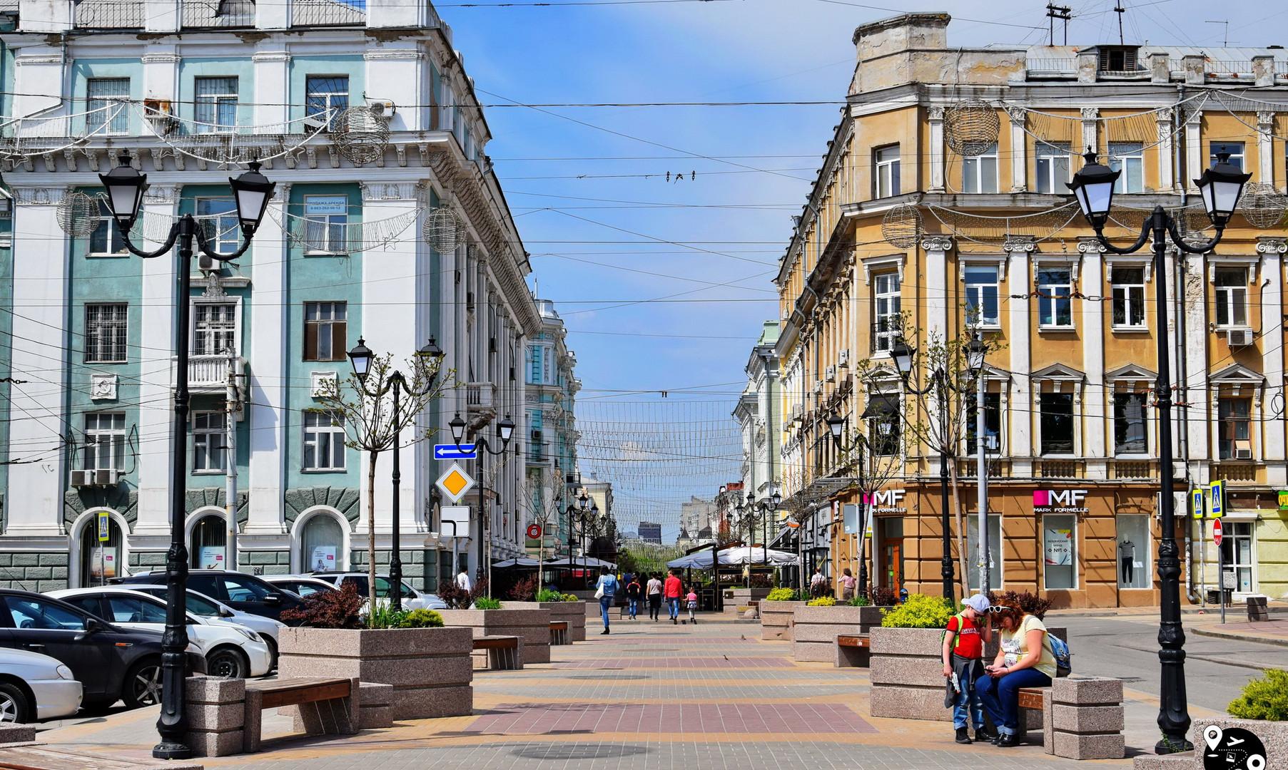Переулок Соборный, Ростов-на-Дону