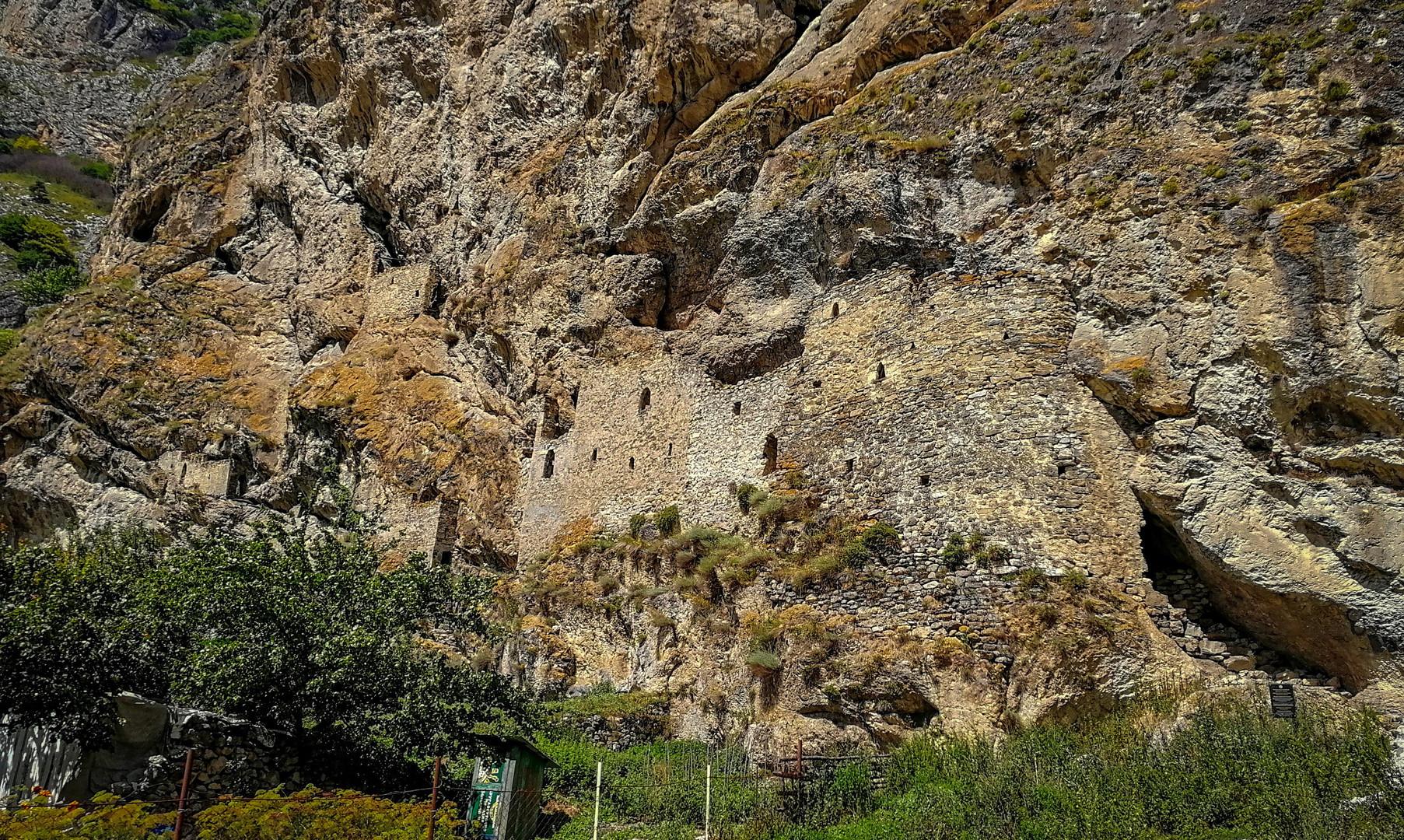 Дзивгисская крепость, Дзивгис