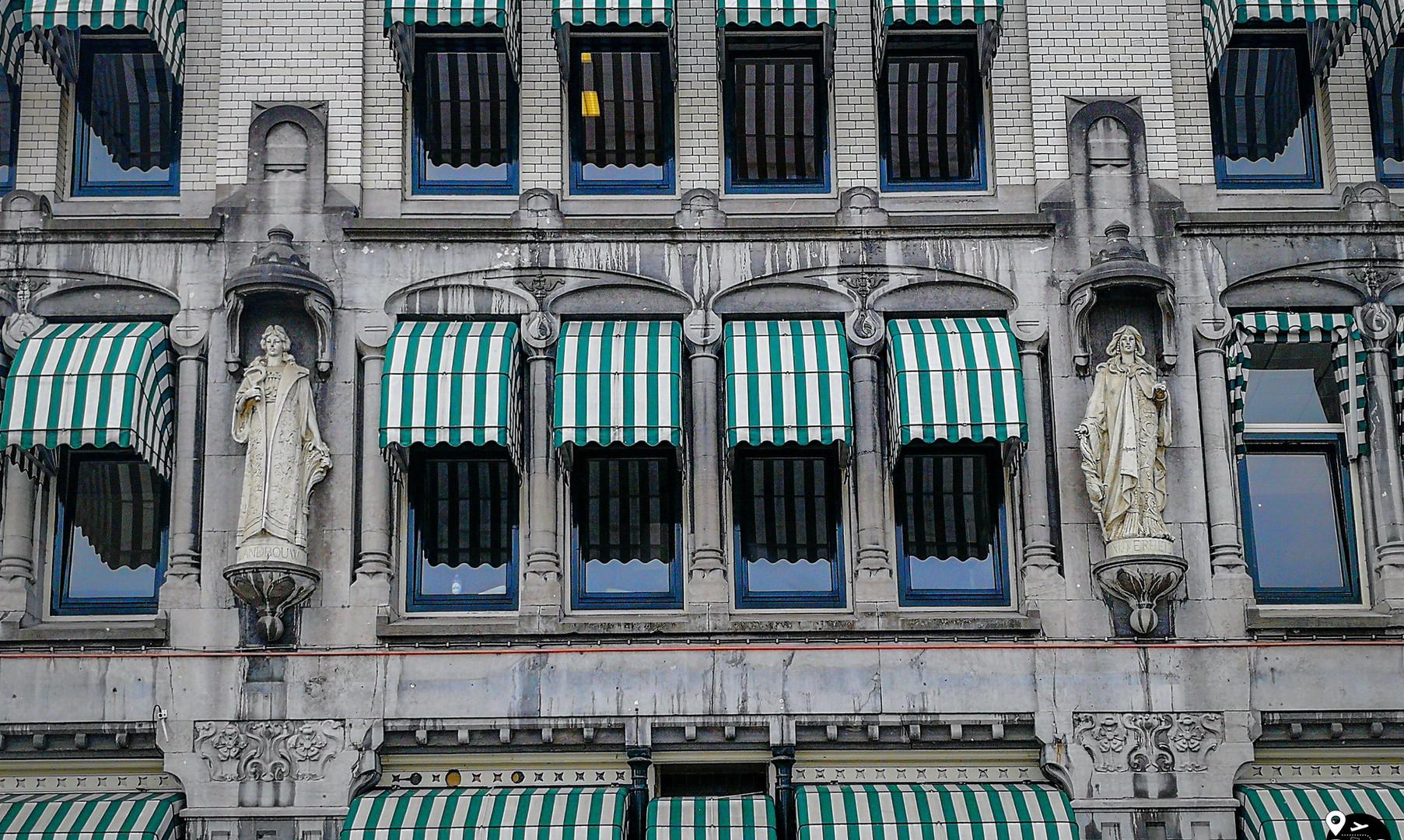 """Отель """"Белый Дом"""", Роттердам"""
