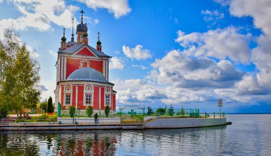 Сорокосвятская церковь, Переславль-Залесский