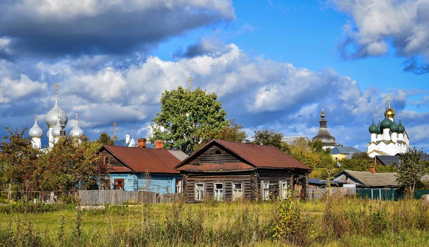 Старый город Ростов