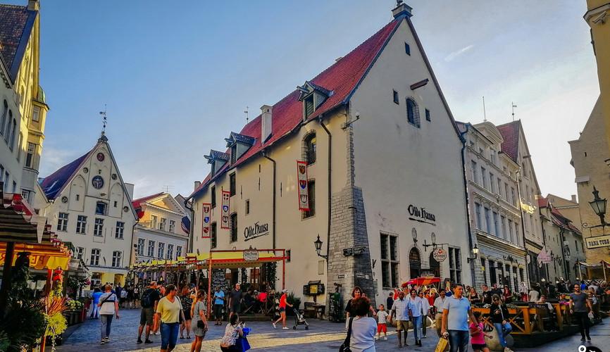 Старый город Таллина