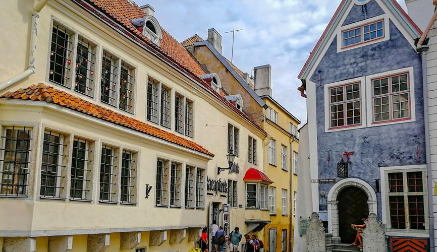 Старая аптека Таллина