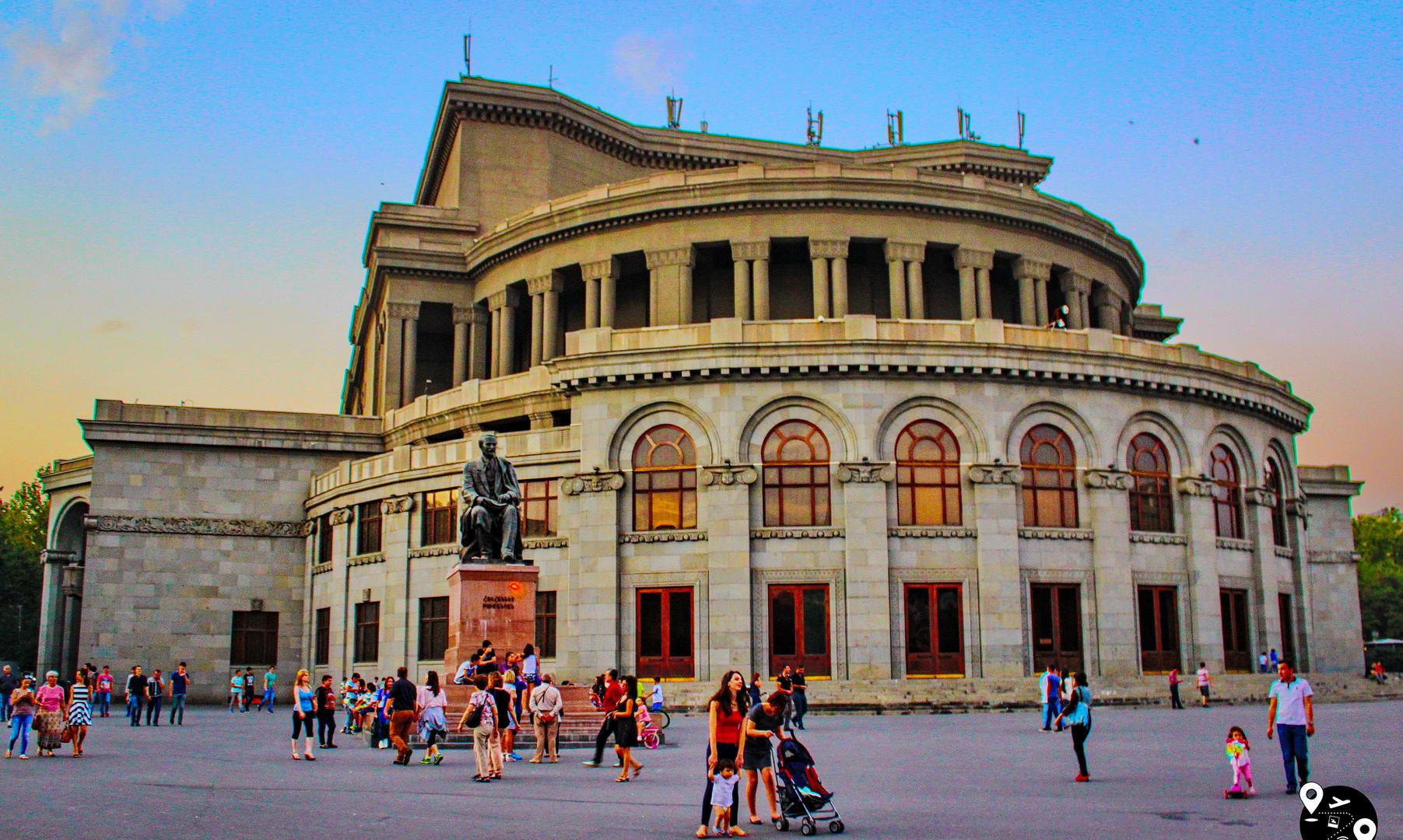 Ереванский театр