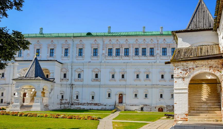 Рязанский кремль, Рязань