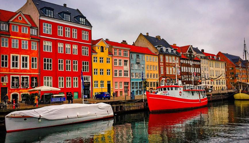 Новая гавань, Копенгаген