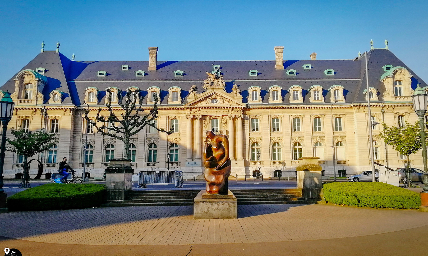 Площадь Мучеников, Люксембург