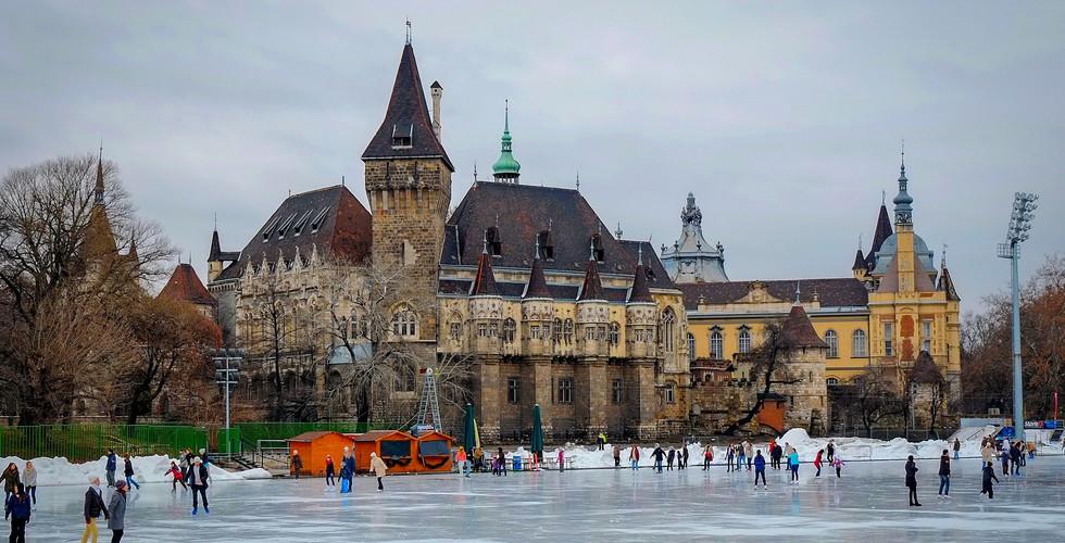 Замок Вайдахуньяд, Будапешт