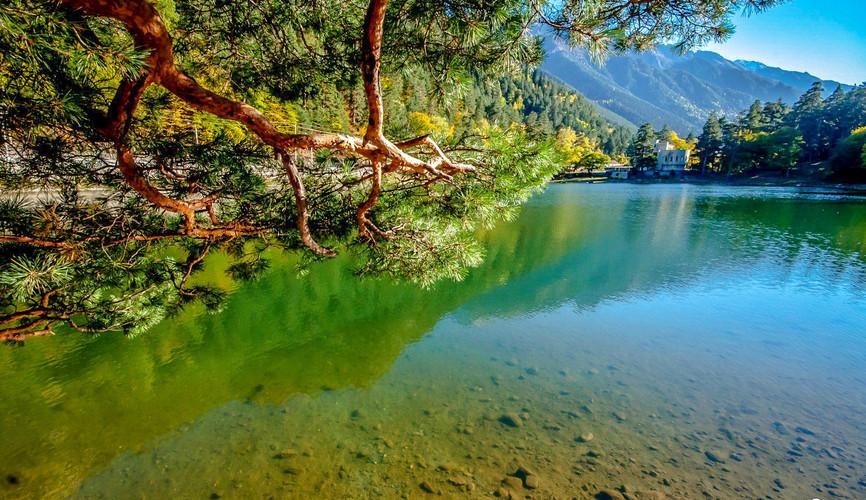 Озеро Каракёль, Теберда