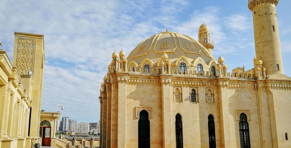 Мечеть Тезепир, Баку