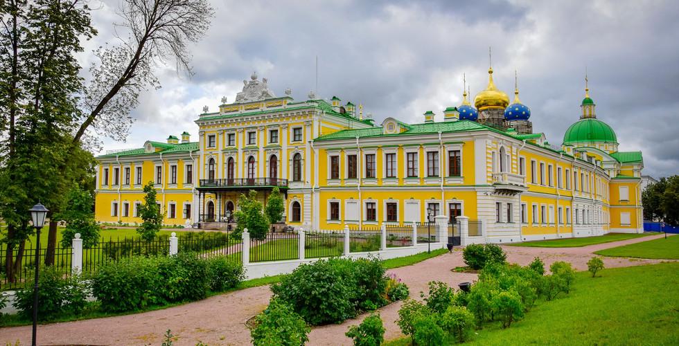 Путевой дворец Екатерины II, Тверь