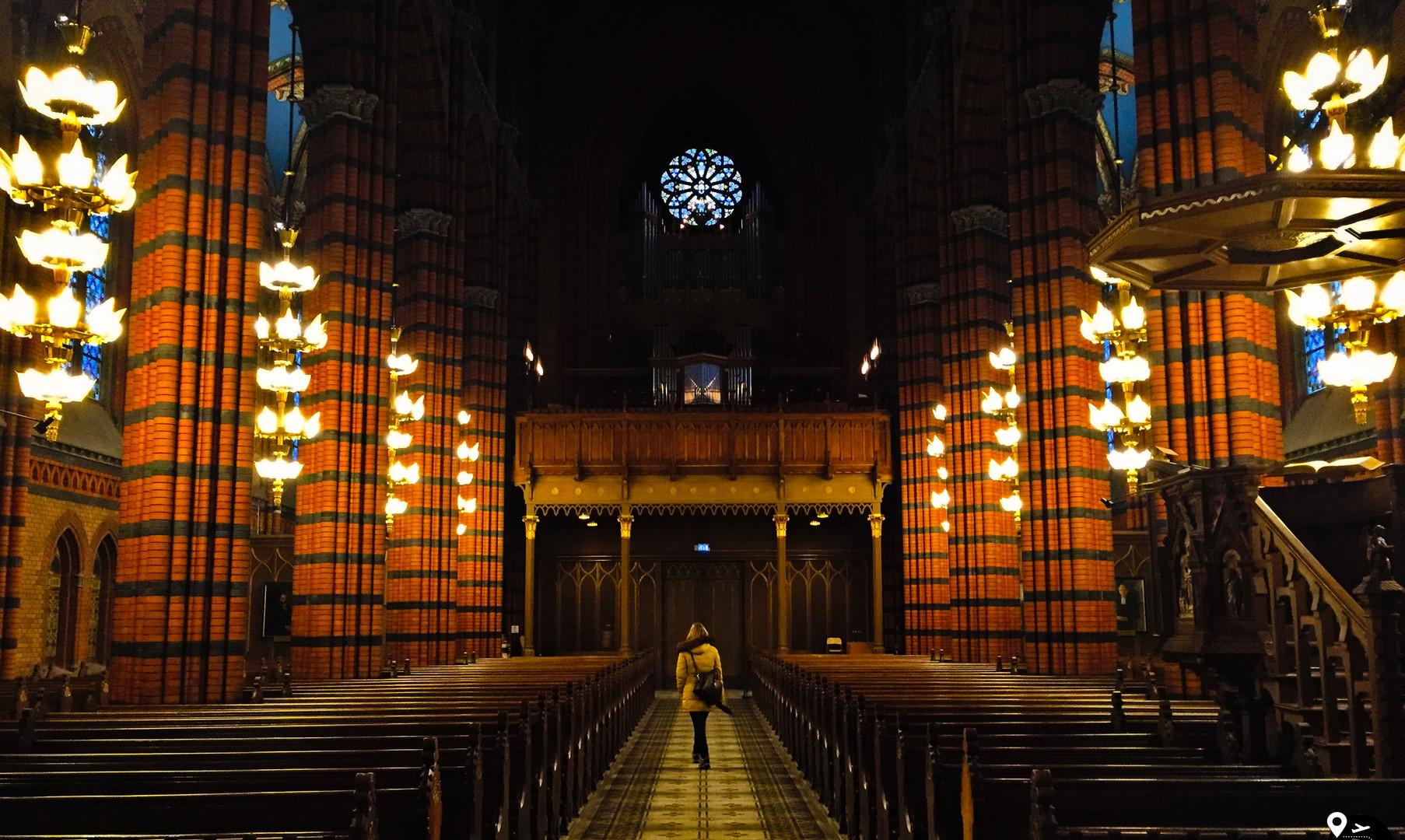 Церковь святого Джона, Стокгольм