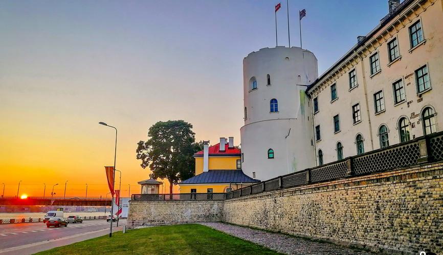 Рижский замок, Рига