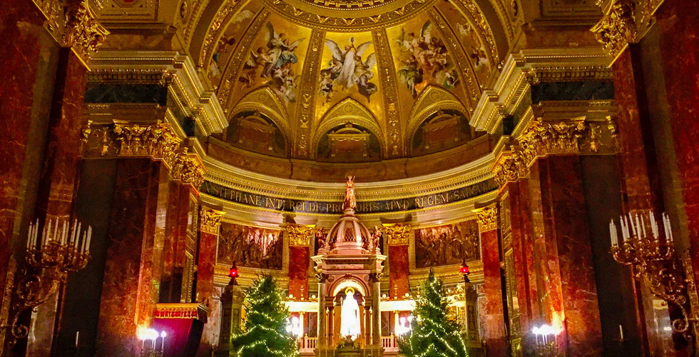 Базилика Святого Иштвана, Будапешт