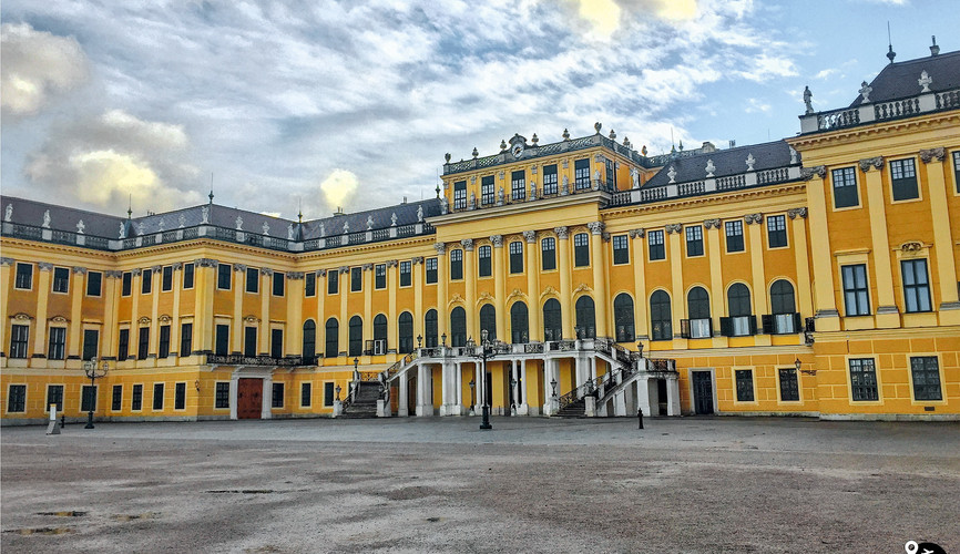Дворец Шенбрунн, Вена