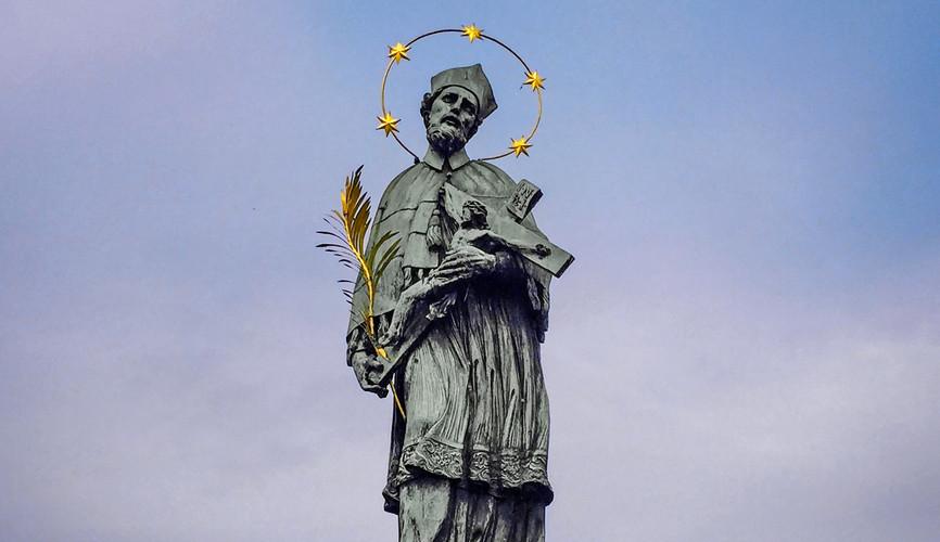 Статуи на Карловом мосте, Прага