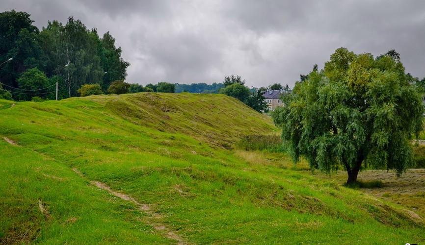 Валы второй стены Новгородского кремля, Великий Новгород