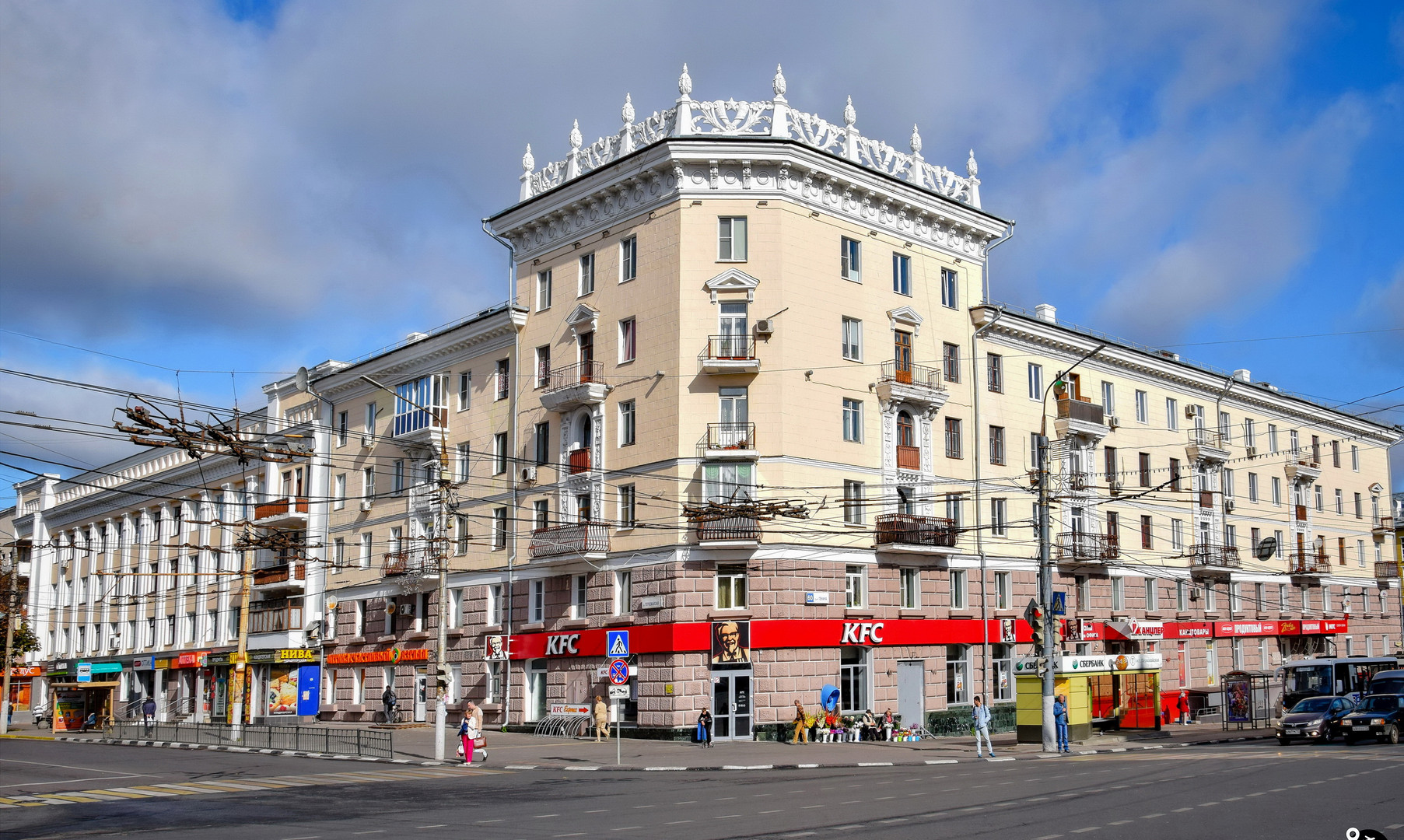 Проспект Ленина, Тула