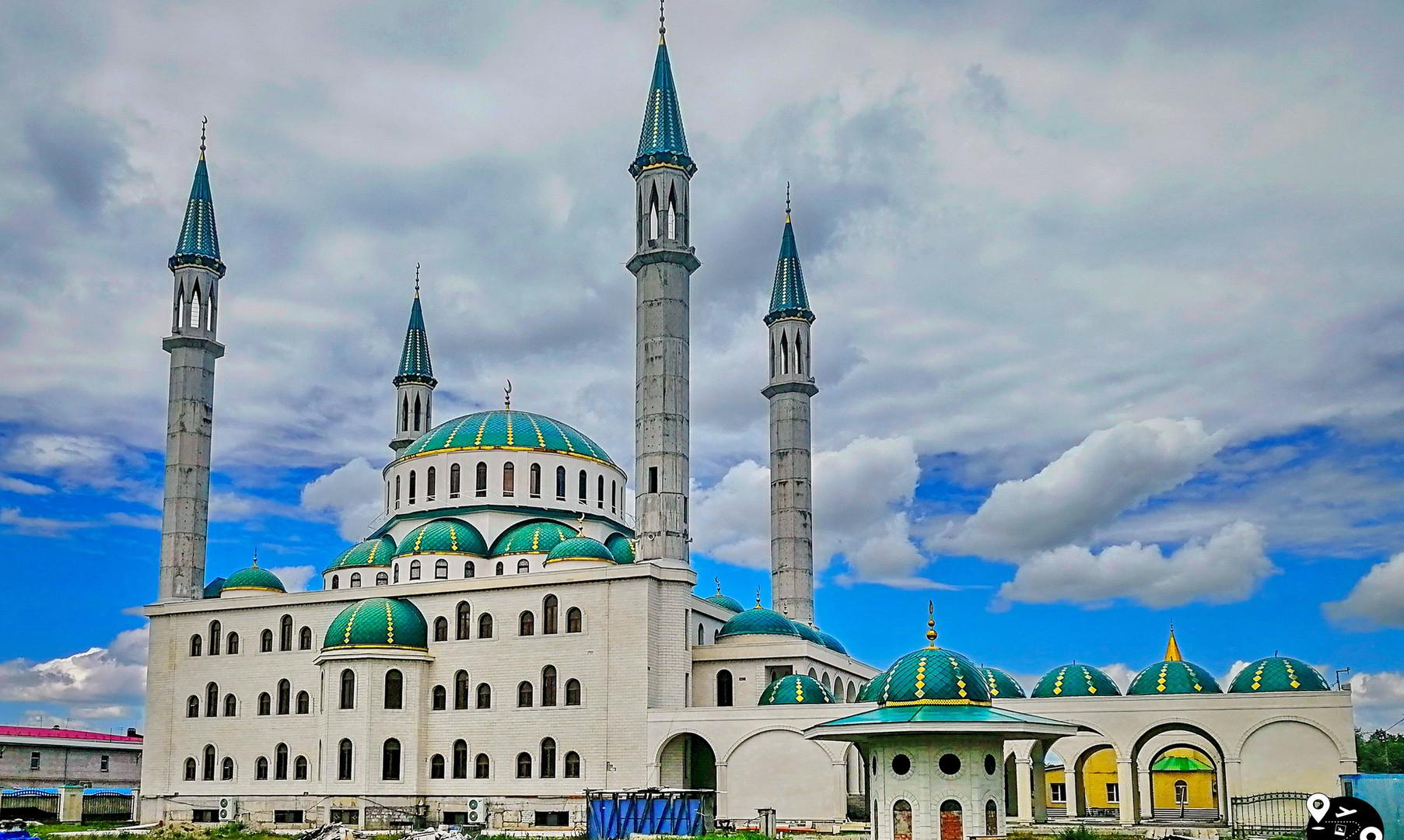 Соборная мечеть Черкесска