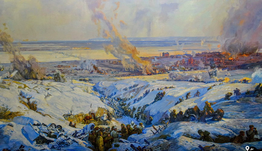 """Музей """"Сталинградская битва"""", Волгоград"""