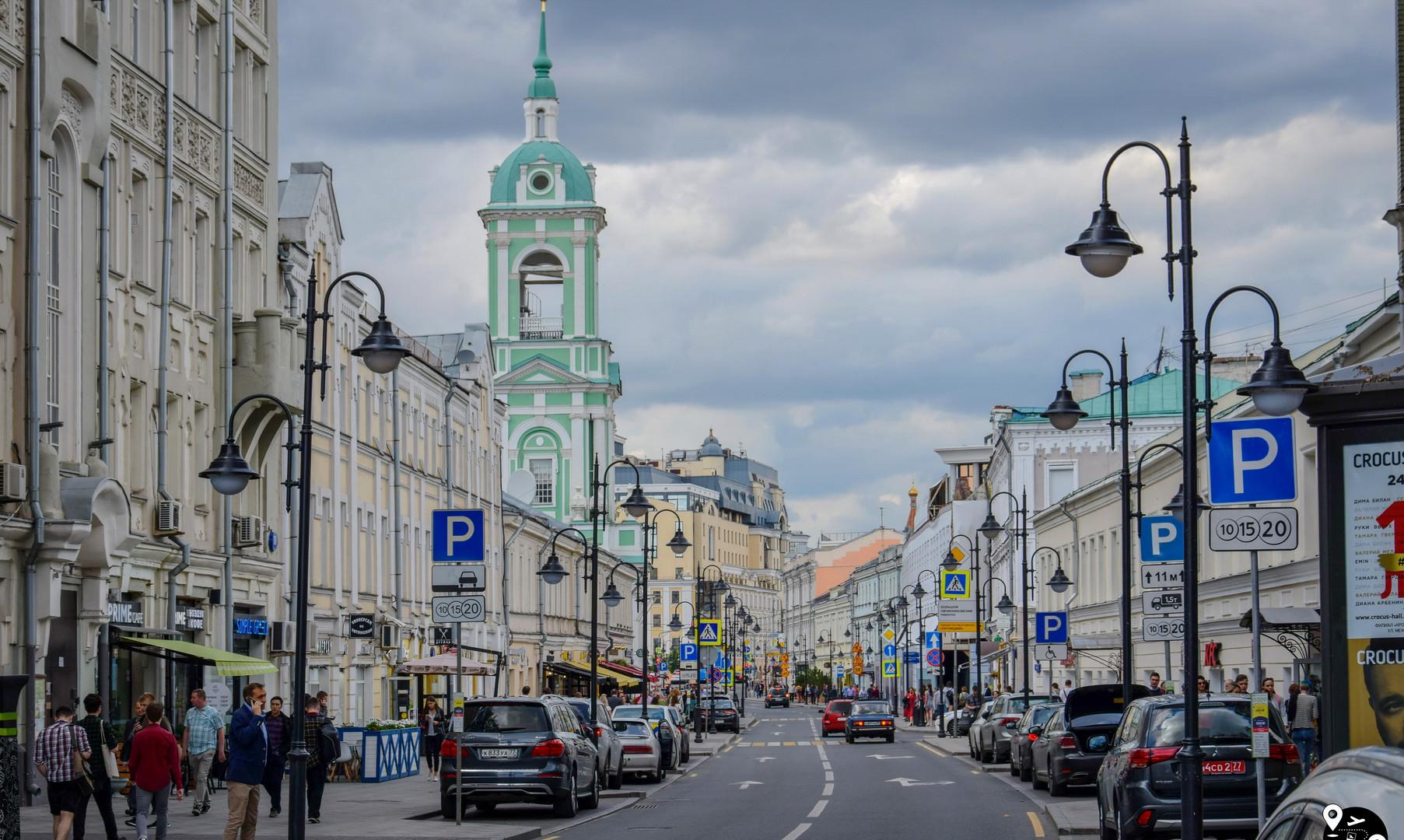 Пятницкая улица, Москва