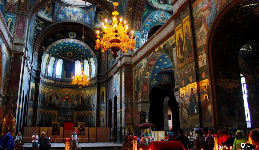 Новоафонский монастырь, Новый Афон