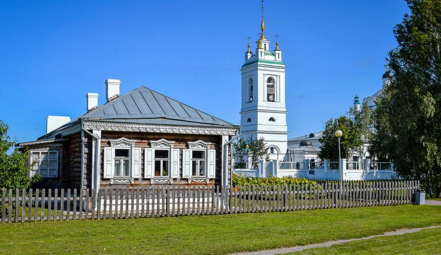 Село Константиново, Рязанская область