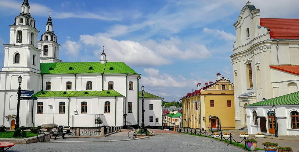 Монастырь Святого Духа, Минск
