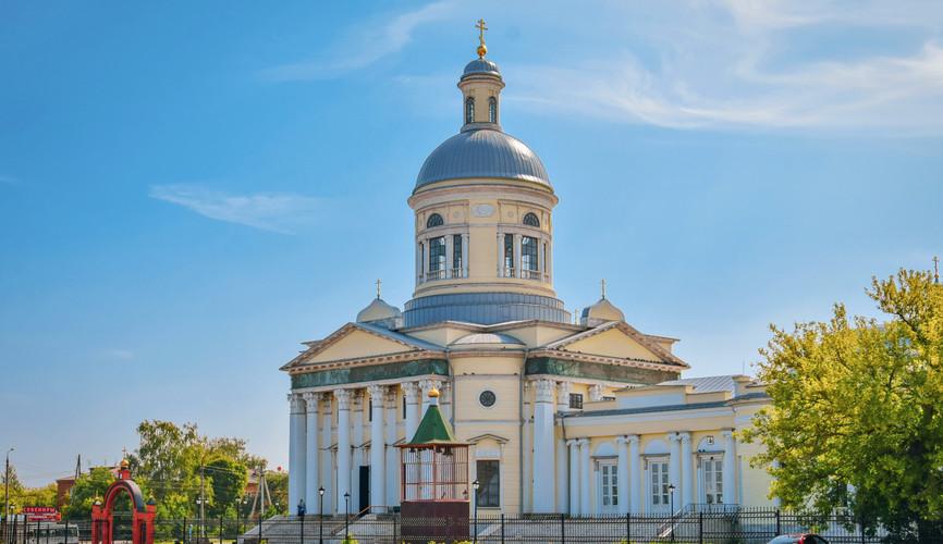 Никольский собор, Епифань