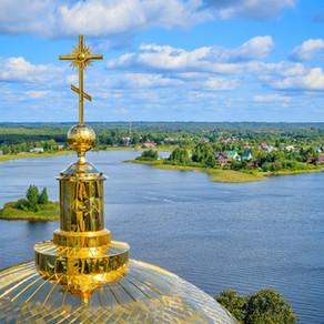 Поездка в Тверскую и Новгородскую области | Travel to Tver and Novgorod regions