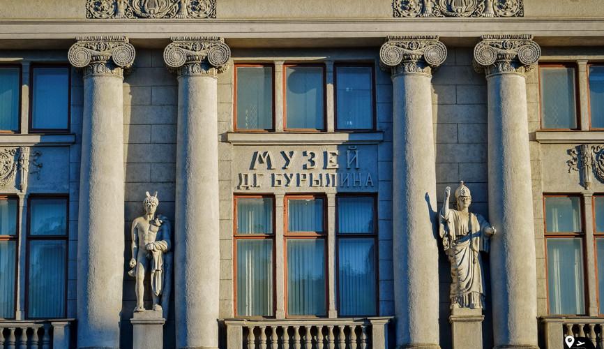 Технический музей Бурылина, Иваново