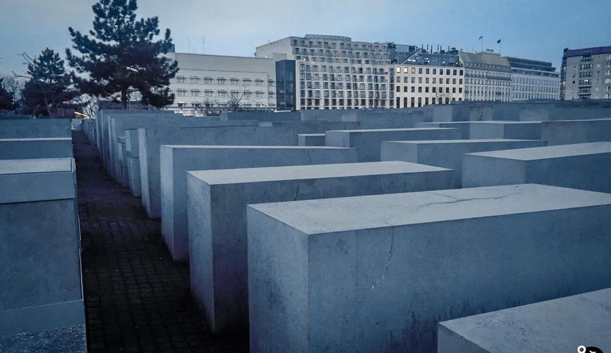 Мемориал жертвам Холокоста, Берлин