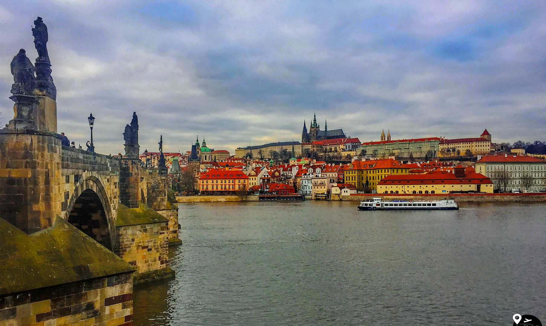 Карлов мост, Прага