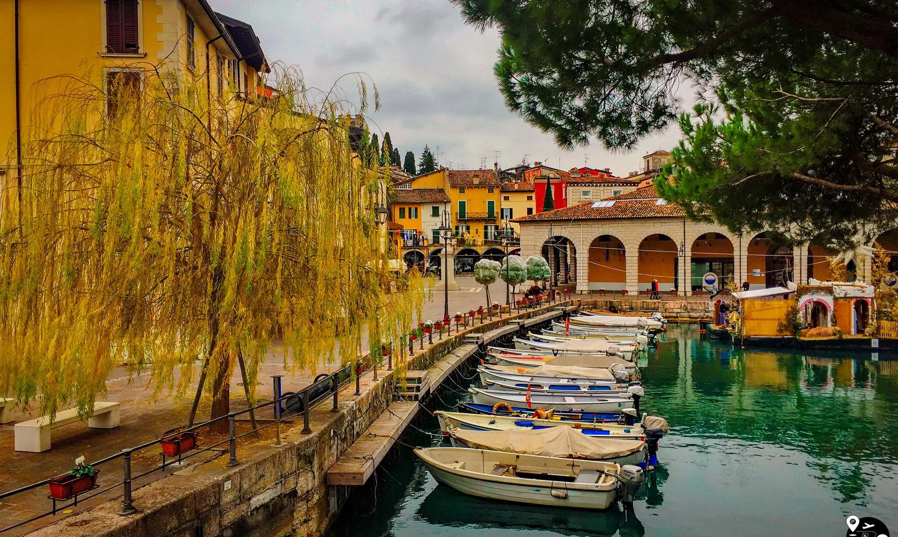 Старый город Дезенцано-дель-Гарда
