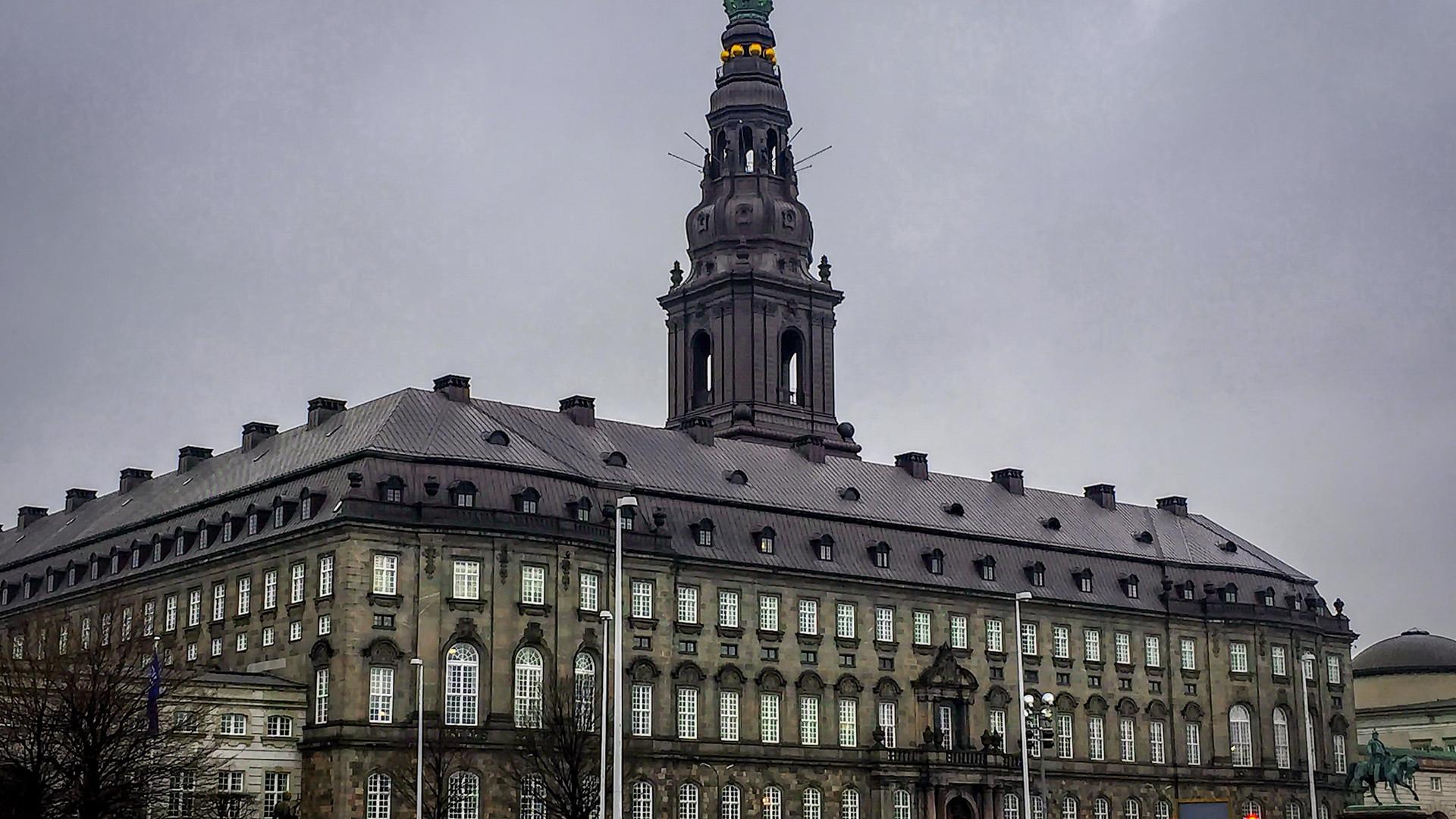 Замок Кристиансборг, Копенгаген