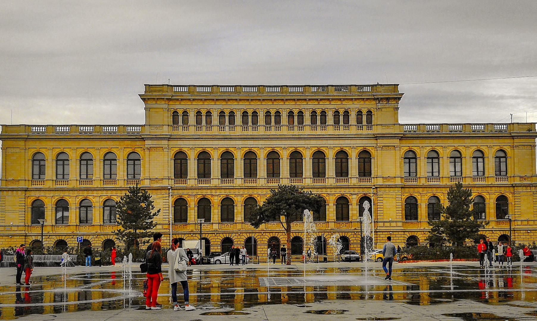 Здание биржи, Калининград
