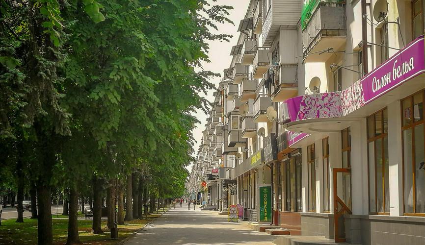 Центр города, Нальчик