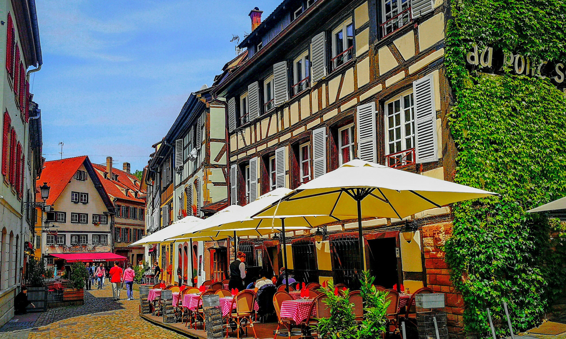 Старый город, Страсбург