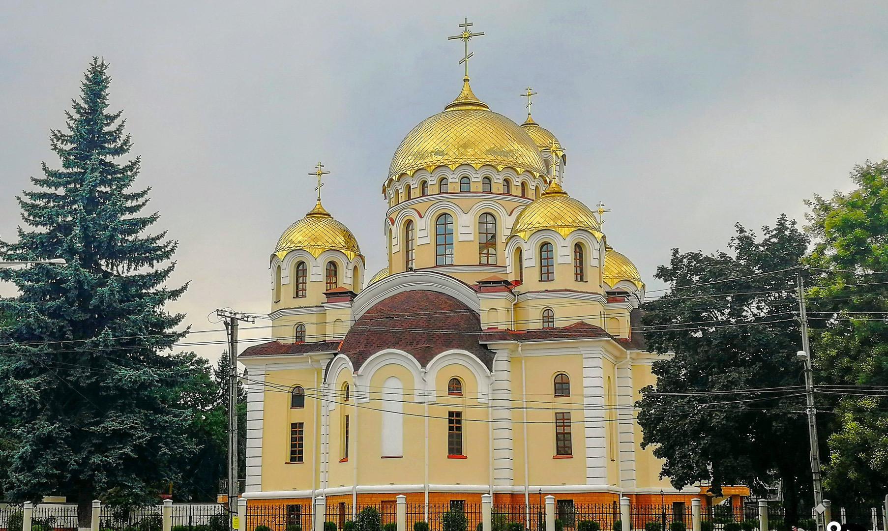 Собор Марии Магдалины, Нальчик