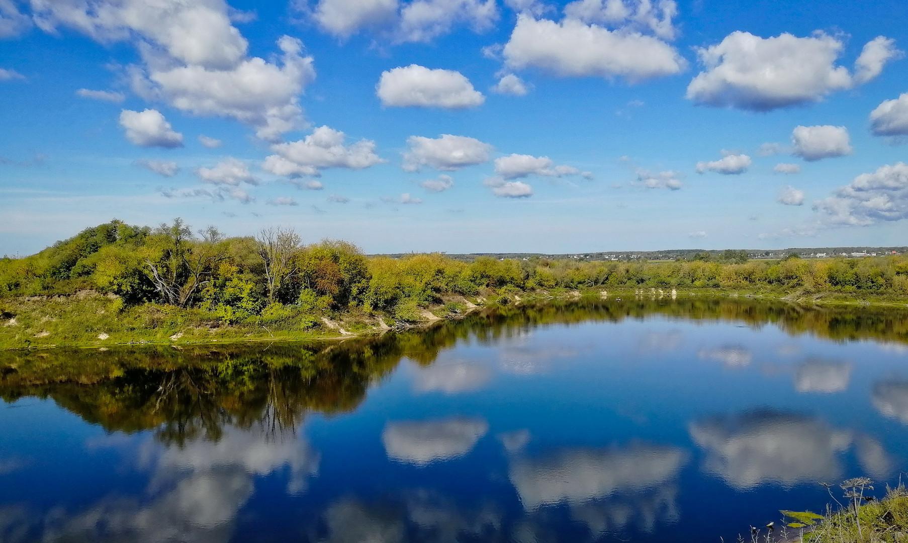 Озёра Калужской области