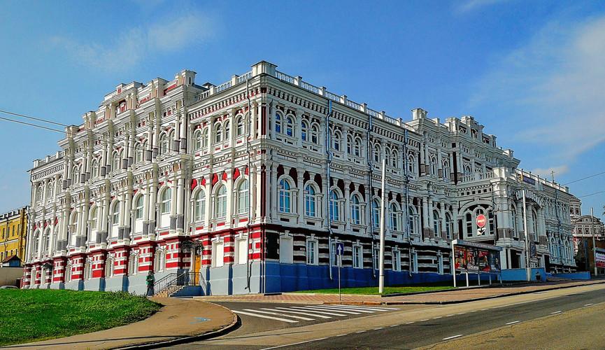 Свиридовский концертный зал, Курск